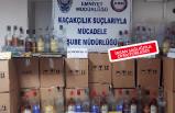 Konak'ta sahte içki operasyonu