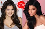 Kylie Jenner estetik iddialarına son noktayı koydu!