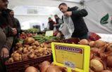 Tanzim noktalarında 297,7 ton sebze satıldı