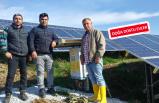 Torbalı'da elektrik ihtiyacı güneşten