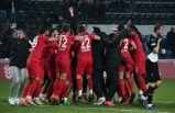 Ümraniyespor, ZTK'da yarı finale yükseldi