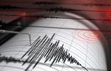 Amasya'da 3.8 büyüklüğünde deprem