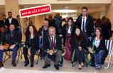 Avukatlardan plaj sandalyeli 'Park' eylemi