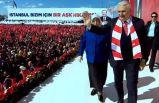 Binali Yıldırım 'Büyük İstanbul Mitingi'nde konuştu