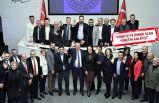 CHP'li Piriştina meclis üyeleriyle vedalaştı