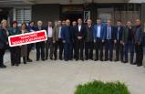 CHP'li Polat sivil toplum örgütleriyle buluştu