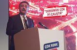 CHP'li Sandal, Bayraklı için projelerini açıkladı