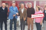 CHP'li Soyer'den, Demokrat Parti'ye ziyaret