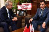 Çinli diplomattan buruk veda