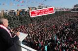 Cumhurbaşkanı'ndan İzmir açıklaması: Çöp, çamur, çukur..