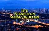 İşte İstanbul için sonuçlar... (23:47)