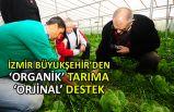 İzmir Büyükşehir'den organik tarıma 'orijinal' destek