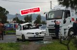 İzmir'de feci trafik kazası