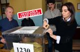 İzmir'de oy sayımı başladı