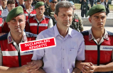 İzmir'den geldi Akıncı Üssü'nde yakalandı!