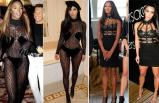 Kim Kardashian'ın taklit ettiği kişi Naomi Campbell