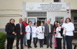 Selvitopu, sağlık emekçilerinin Tıp Bayramı'nı kutladı