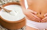 Yoğurt vajina için faydalı