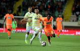 Aytemiz Alanyaspor: 1 - Fenerbahçe: 0
