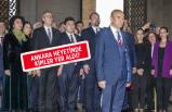 Başkan Tunç Soyer ve belediye başkanları Anıtkabir'i ziyaret etti
