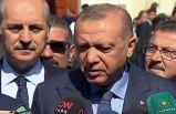Erdoğan'dan İmamoğlu'na 'Anıtkabir' çıkışı