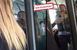 ESHOT otobüsü karıştı: Şoför...