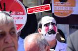 İzmir'de doktorlardan 'Şiddet' protestosu