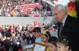 Karabağlar'da coşkulu 23 Nisan şenliği