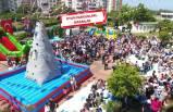 Narlıdere'de 23 Nisan coşkusu