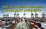 Türk doğaltaşı ABD yolcusu