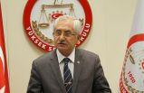 YSK Başkanı Güven, açıklama yapmadı