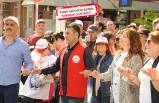 Balçova'da 1 Mayıs Coşkusu
