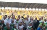 Bornova'da son maç heyecanı