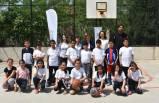 Bu proje ile dar gelirli ailelerin çocukları sporla tanışıyor