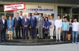 CHP İl başkanı Yücel'den Gaziemir çıkarması