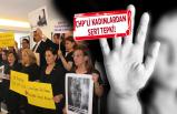 CHP'li kadınlardan çocuk istismarına tepki