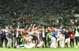 Denizlispor Süper Lig için sahada!