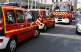 Fransa'da bombalı saldırı: Yaralılar var!