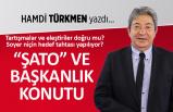 """Hamdi Türkmen yazdı: """"Şato"""" ve Başkanlık Konutu"""