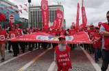 İzmir'de 1 Mayıs kutlamalarının adresi Gündoğdu Meydanı