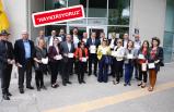 İzmir'in kalbi Konak'tan İmamoğlu  kampanyasına destek