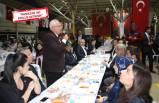 Karabağlar'da iftar buluşması