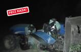 Ödemiş'te kaza: 1 ölü, 3 yaralı