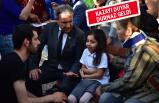 Öğrencilerin yardımına Başkan Mustafa İduğ koştu