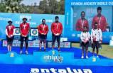 Okçuluk Dünya Kupası'nda Türkiye'ye 4 madalya