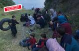 Organizatörler yakayı ele verdi: 46 kaçak göçmen yakalandı