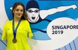 Singapur'dan altın madalya ile döndü