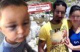 3 yaşındaki çocuğa kan donduran şiddet