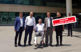 AK Partili Vekil, İstanbul seçimleri sırasında ayağını kırdı