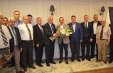 İESOB'tan AK Parti ziyareti